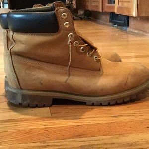 Men's Timberland Boots size 13 W